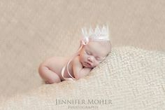 Sweet Pearl White Vintage Lace Baby Crown with by hoolovesyoubaby, $12.50