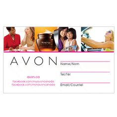 17 best avon business cards templates images on pinterest business you will love this product from avon avon representative business cards accmission Images