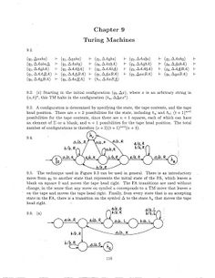 Theory of Computation: Chapter - 9 Turing Machine Solution Computer Programming Languages, Different Programming Languages, Theory Of Computation, Bullet Journal, Iphone