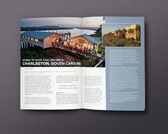 Magazine Layout: Architectural Digest on Behance