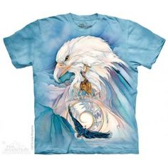 T-Shirts The Mountain Peace At Last Native American Eagle Indian Mens Shirt 104344 Native American T Shirts, American Clothing, Peace At Last, Rabe, Tye Dye, Cool Tees, Bald Eagle, Westerns, Prints