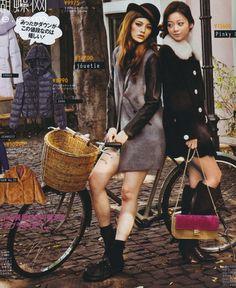 coats / japanese fashion