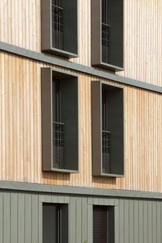 Véolia Environnement Centre-Est Training Campus by Arte Charpentier Architectes - I Like Architecture