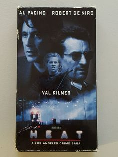 Heat (VHS, 1996) in DVDs & Movies, VHS Tapes | eBay