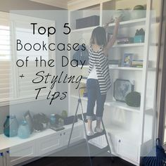 Looking for stylish accessories? Struggling on how to style your bookcase? Get tips + tricks on Town Lifestyle + Design
