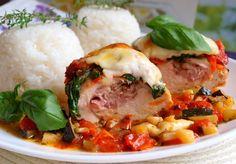 Hmmm. Dnešní oběd vypada luxusne! Autor: Naďa I. (Rebeka)