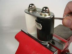 The Original SPOON BENDER,Make Beautiful Silver & Gemstone Bracelets from SPOONS