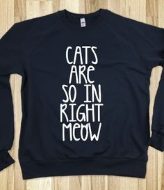 Cats Are So In Right Meow - Galaxy Cats - Skreened T-shirts, Organic Shirts, Hoodies, Kids Tees, Baby One-Pieces and Tote Bags