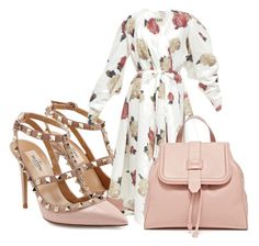 """""""Untitled #276"""" by karissah725 on Polyvore featuring beauty, Valentino and A.W.A.K.E."""