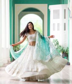 Get yourself dressed up with the latest lehenga designs online. Explore the collection that HappyShappy have. Select your favourite from the wide range of lehenga designs Lehenga Designs, Choli Designs, Indian Wedding Outfits, Bridal Outfits, Indian Outfits, Wedding Dresses, Blue Lehenga, Lehenga Choli, Indian Lehenga