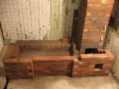 Cookstove Construction Sequence. Articles by Marcus Flynn - Pyromasse