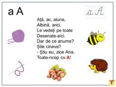 Alfabetul năzdrăvan - Logorici Alphabet Worksheets, Preschool Worksheets, Preschool Activities, Kids Education, Speech Therapy, Kindergarten, Writing, Learning, Baby