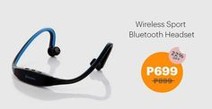 Wireless Headset, Bluetooth, Supreme, Workout, Work Out, Exercises