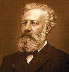 Jules Verne, profeet en ziener van de toekomst.