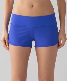 Speed Shorts - Blazer Blue