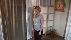 Oefeningen voor de rug, staand   App Meditatie en Ontspanning   Sandrasana Youtube, Gym, Home Decor, Decoration Home, Room Decor, Excercise, Home Interior Design, Youtubers, Youtube Movies