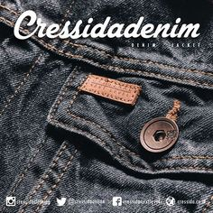 Denim-Jacket cressida #Cressida #CressidaONL #cressidaclothing #bdg #indonesia #fashion #fashionbdg #fashionblogger #fashionista #style #badboy #otd #denim #jacket #button