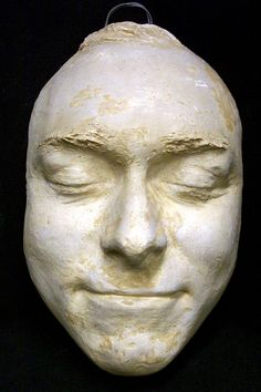 Sinclair, William John, 1877-1935  life mask