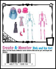 Monster High Doll Checklist