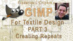 GIMP for Textile Des