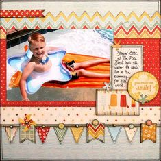 You Make Me Smile by Tamera J ... MME, love the banner at the bottom!