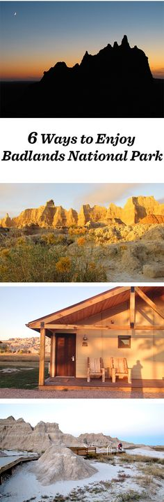 Get the most out of your trip to Badlands National Park with these tips from writer Lisa McClintick: http://www.midwestliving.com/blog/travel/6-ways-to-get-the-most-out-of-your-badlands-national-park-trip/ #badlandsnationalpark @southdakota #travel