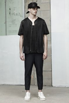 Alexander Wang Spring 2014 Menswear - Collection - Gallery - Style.com