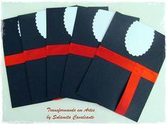 Inspire-se em 12 Convites de Formatura Inéditos continue vendo...