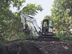 Bobcat E50 Compact Excavator (Mini Excavator) - Bobcat Company