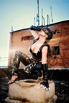 Cat On A Hot Tin Roof By Pacsaman | Boyofbows Weblog