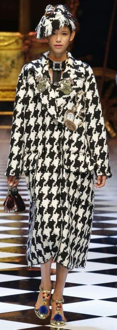 Dolce&GabbanaReady-to-Wear collection.
