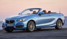 http://wheelz.me/bmw-2-series-convertible-facelift/ بي ام دبليو الفئة الثانية المكشوفة تتجدد لعام 2018 - موقع ويلز #BMW #BMW2series #Convertible