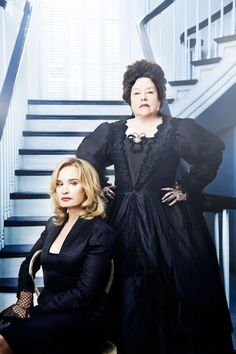 American Horror Story: Coven These ladies are going to be awesome together!