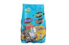 $18.99 M Mars Variety Pack- 135 pieces   http://www.thecandylandstore.com/m-m-135-count.html