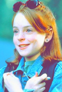 Eleven year old Lindsay Lohan in The Parent Trap ~ 1998 ~ what happened to that little girl? Parent Trap, Movies Showing, Movies And Tv Shows, Disney Movies, 90s Movies, Good Movies, Redheads, Actors & Actresses, Ginger Actresses