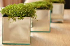 Mirrors become little boxes. | 31 Cheap And Brilliant Dollar Store Hacks