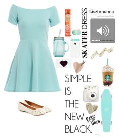 """""""Simple is the New Black"""" by kalliekat456 ❤ liked on Polyvore featuring AX Paris, Monsoon, ALADDIN, BlissfulCASE, Eos, GUSTA, women's clothing, women's fashion, women and female"""