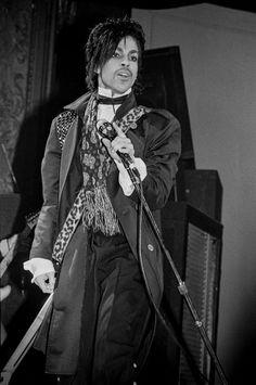 Prince, 1981 | Dirty Mind tour | photographer Lynn Goldsmith