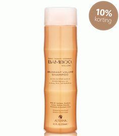 Alterna Bamboo Volume Shampoo #Alterna #Bamboo #haarproducten #haarverzorging #kappersbenodigdheden