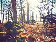 Gettysburg in the Fall Art Print by Joshua Zaring. All prints are professionally printed, packaged, and shipped within 3 - 4 business days. Thing 1, Gettysburg, Autumn Art, Landscape Prints, Nature Prints, All Print, Fine Art Prints, Fall, Autumn