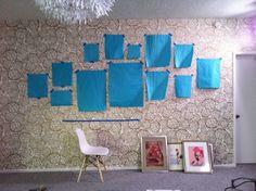 #DIY hanging art