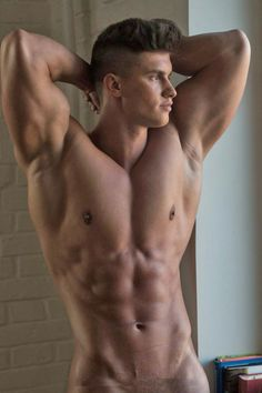 Nude Young Stud