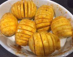 Pieczone ziemniaczki harmonijkowe - Blog z apetytem