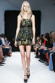 Vera Wang Ready To Wear Spring Summer 2015 New York