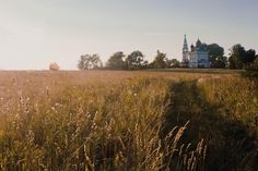 Church in th wild. by Ivan Yakovlev on 500px