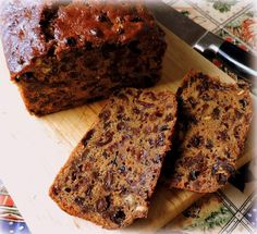 My Todd is a very simple man with very simple tastes. There is nothing he loves more than a fruit tea loaf, and this is one of the best....