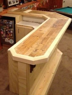 diy basement bar. building my basement bar 026 436x580 jpg Build your own like a pro  DIY and Plans