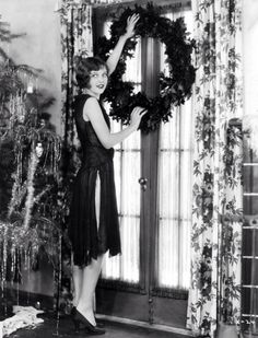 Loretta Young - Vintage Hollywood Christmas