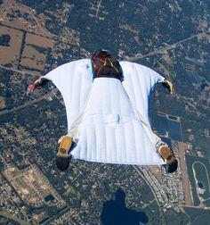 wingsuit intermédiaire pour le parachutisme et BASE jump: Funk 2   Écureuil