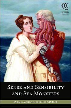 Sense and Sensibility and Sea Monsters